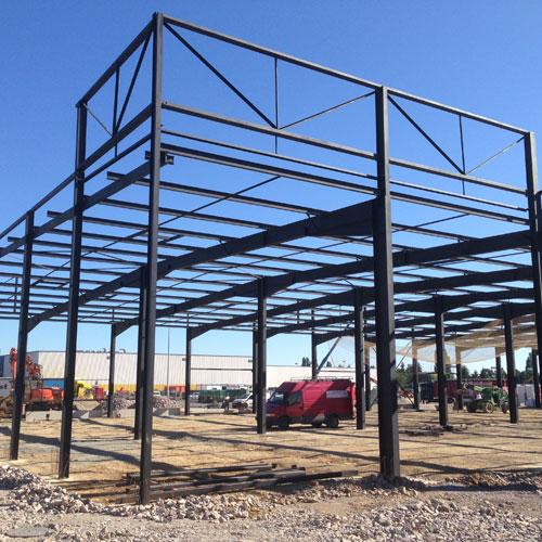 Dorison - Constructions métalliques, couverture, bardage, serrurerie, fermetures, métallerie